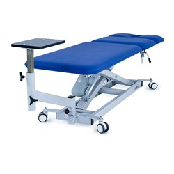 Healthtec Lynx3 Traction Table 3 Sections with Castors