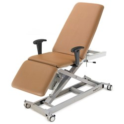 Healthtec Lynx Podiatry Chair With Castors