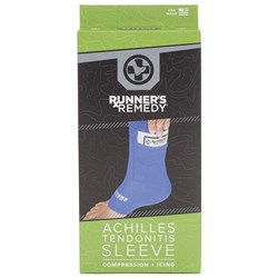 Runner's Remedy Achilles Tendonitis Sleeve