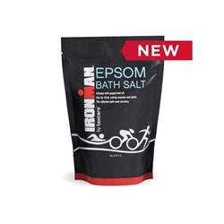 Ironman By Bexters Epsom Bath Salt 500g
