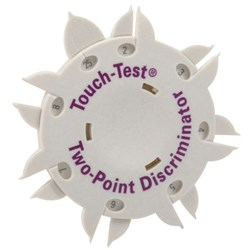 Touch-Test 2 Point Discriminator