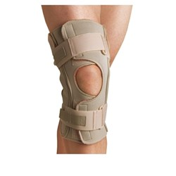 Thermoskin Knee Open Wrap Single Pivot Hinged [Medium]