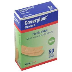 Coverplast Plastic Strips (50)