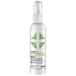 Mundicare Antiseptic Spray 50ml