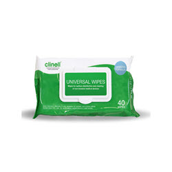 Clinell Universal Wipes (40)