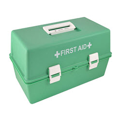 Sports First Aid Trainers Kit - Empty Kit