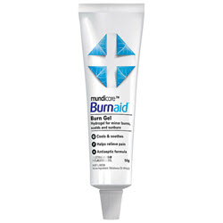 Burnaid Gel 50g