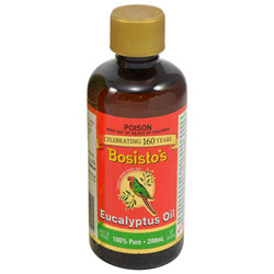 Bosistos Eucalyptus Oil 175ml