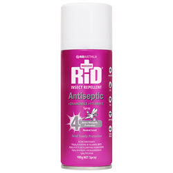 Rid Medicated Spray 100g