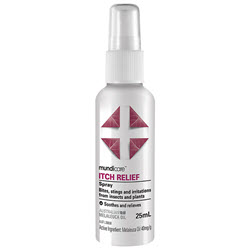 Mundicare Itch Relief Spray 25ml