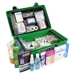 Alphasport Sports First Aid Kit