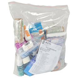 Youth Team Sports Kit Contents Only / Refill Pack