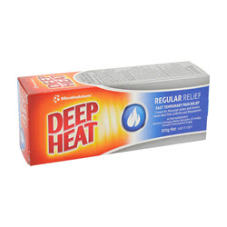 Deep Heat Regular 50g