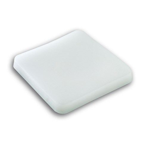 DermaPad 10cm x 10cm x 1.2cm  - Single Sheet