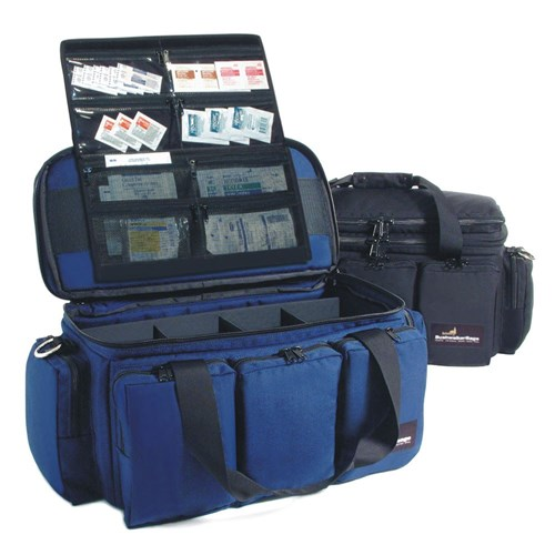 Bushwalker Deluxe Medical Bag - Navy