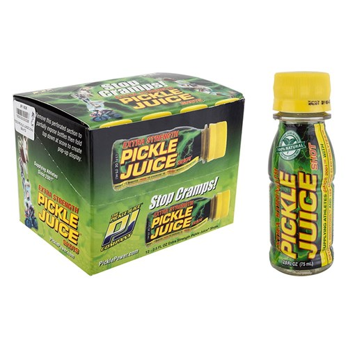 Pickle Juice Shots 75ml (Box of 12)