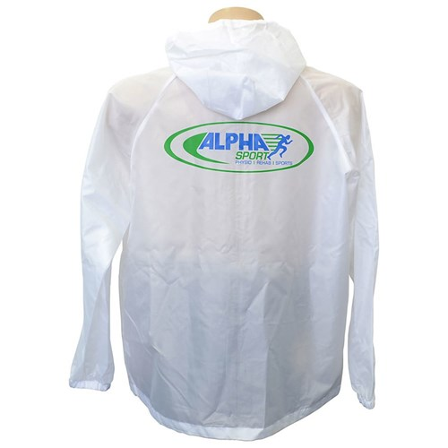 Sideline Trainers Spray Jacket