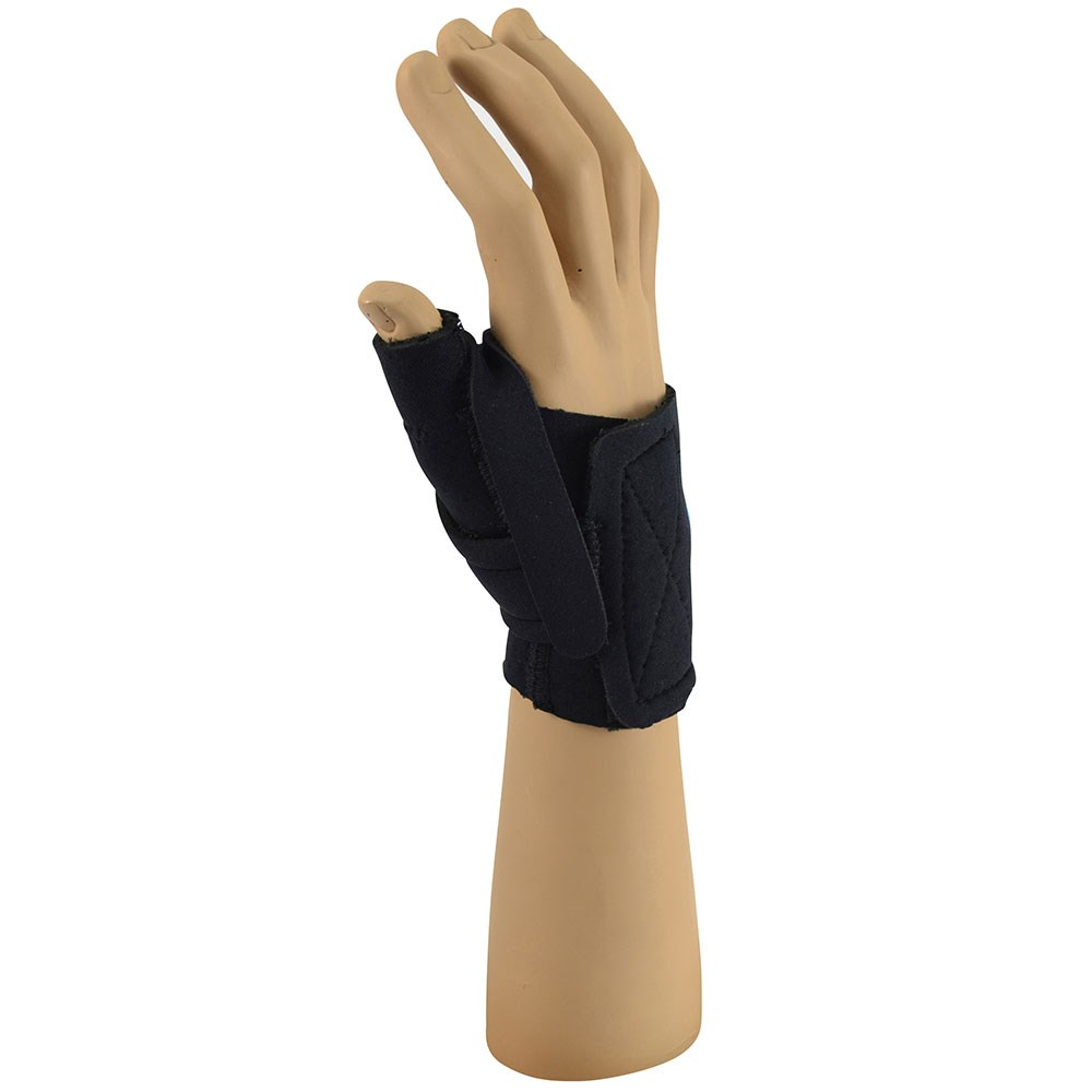 Comfort Cool Black Thumb CMC Restriction Splint