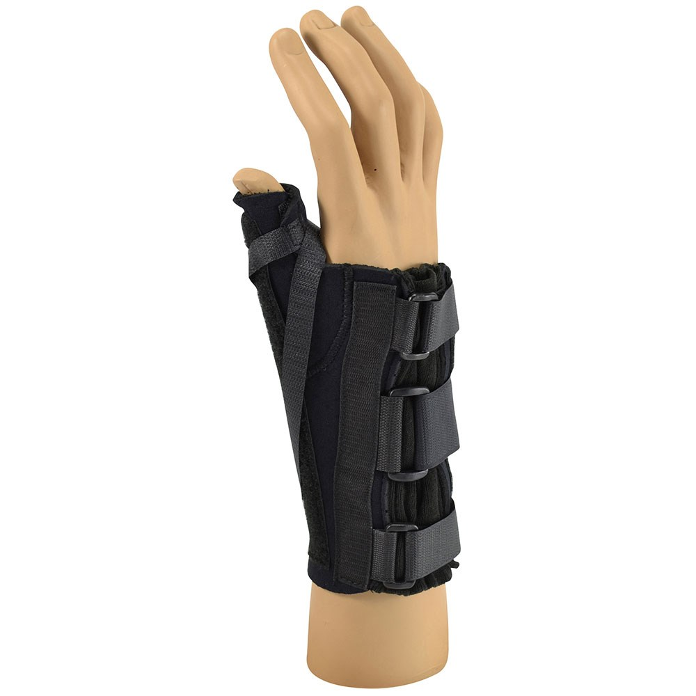 Comfort Cool D-Ring Wrist and Thumb Brace