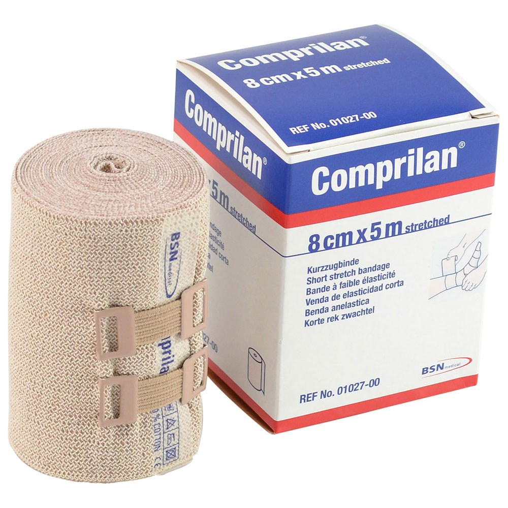 Comprilan Compression Bandages Stretched - High