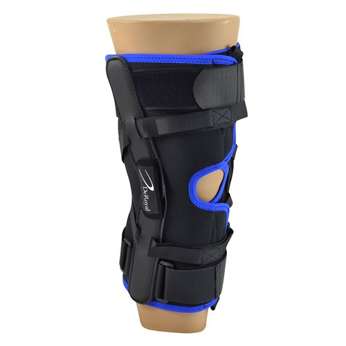 Deroyal Hypercontrol Knee Brace Wrap-Around