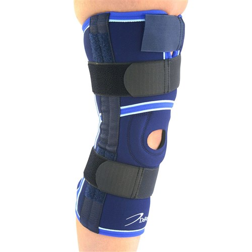 Deroyal Pro Knee Brace with Flexible Stays